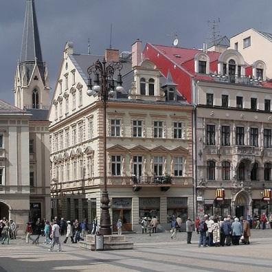 Profil der Stadt