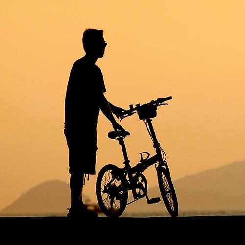 Przejażdżki rowerowe