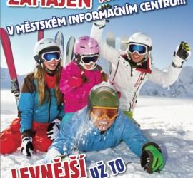 Ski areál Ještěd.