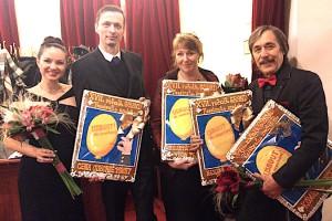 Divadlo přivezlo z GRAND Festivalu smíchu 4 ceny