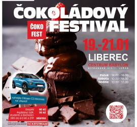 Čokolodávý festival 2018