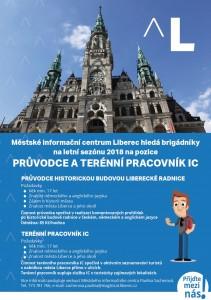 MIC Liberec hledá brigádníky