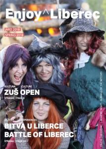 Enjoy^Liberec wiosna 2018
