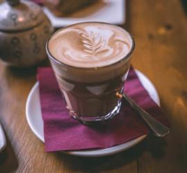 Kafe v Liberci