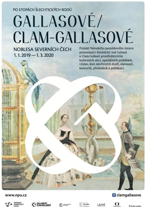 Gallasové a Clam-Gallasové