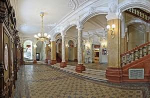 Divadelní foyer