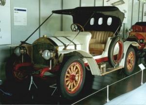 Automobil RAF z roku 1907