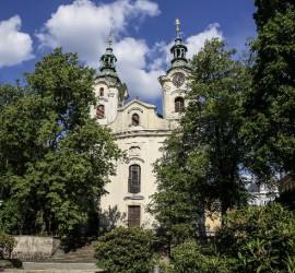 Kostel Nalezení sv. Kříže na Malém náměstí
