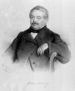 Johann Liebieg, archiv Severočeského muzea v Liberci