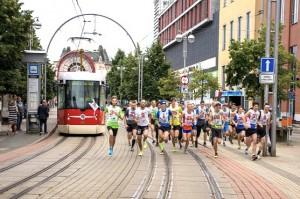 V tramvajích a u tramvají se  konají také různé akce