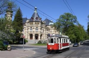 Přes 30 let zachraňuje v Liberci spolek Boveraclub historické tramvaje