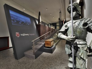 Originál radničního rytíře vSeveročeském muzeu